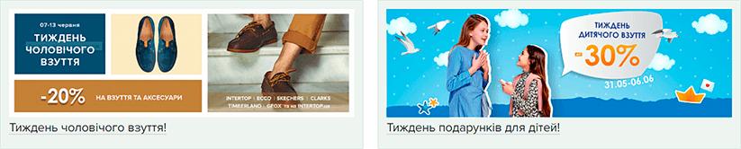 Акции Интертоп Украина