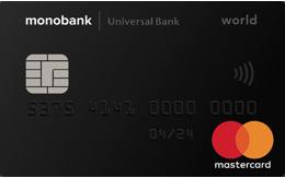 Monobank - кэшбэк карта