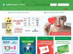 Интернет-магазин Аптека Доброго Дня
