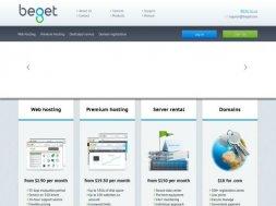 Интернет-магазин Beget