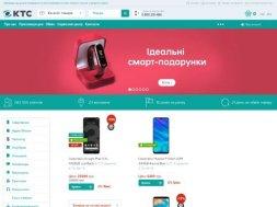 Интернет-магазин КТС