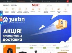 Интернет-магазин Miot