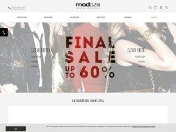 Интернет-магазин Modoza Украина