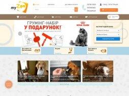 Интернет-магазин My-zoo
