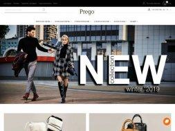 Интернет-магазин Prego